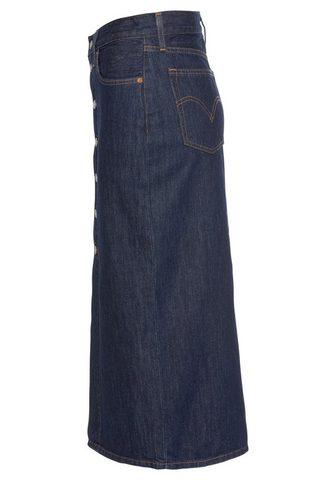 ® юбка джинсовая »BUTTON пер...