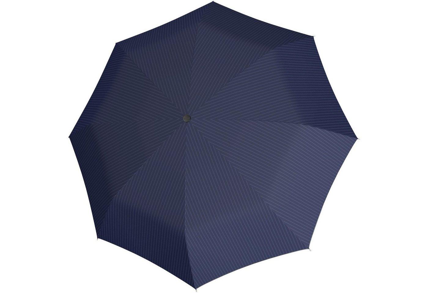 Regenschirme - s.Oliver Taschenregenschirm »X Press, Stripe Blue« ›  - Onlineshop OTTO