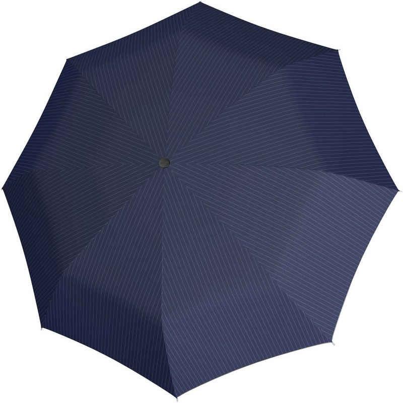 s.Oliver Taschenregenschirm »X-Press, Stripe Blue«