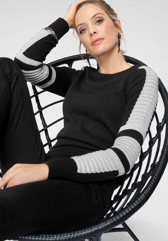 ARIZONA Пуловер с круглым вырезом »im Bi...