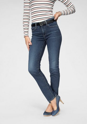 Levi's® Röhrenjeans »312 Shaping Slim« Schmale Shaping Slim Form