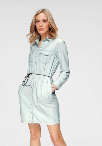 LEVI'S ® džinsinė suknelė »SELMA suknelė