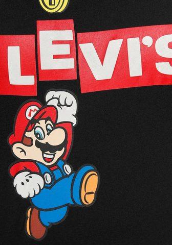 LEVI'S ® Marškinėliai »Nintendo x ®«