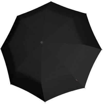 Knirps® Taschenregenschirm »A.200 Medium Duomatic, uni black«