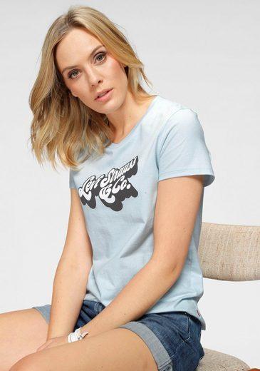 Levi's® T-Shirt »The Perfect Tee« mit Print vorne