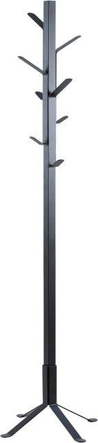 Kleiderständer und Garderobenständer - andas Kleiderständer »Vincent«, mit mehreren Haken, aus schönem Metall, Höhe 181 kg  - Onlineshop OTTO