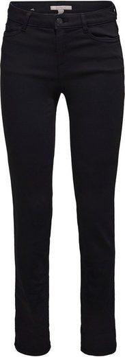 Esprit Stretch-Hose aus wärmender Thermo-Qualität