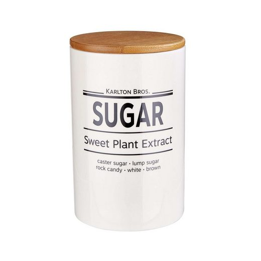 BUTLERS KARLTON BROS. »Vorratsdose Sugar 1100ml«