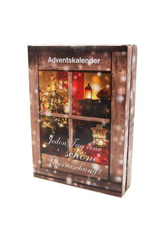 Календарь рождественский украшение