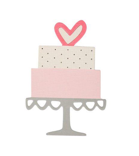 "Sizzix Thinlits Stanzschablone ""Celebration Cake Mini"""