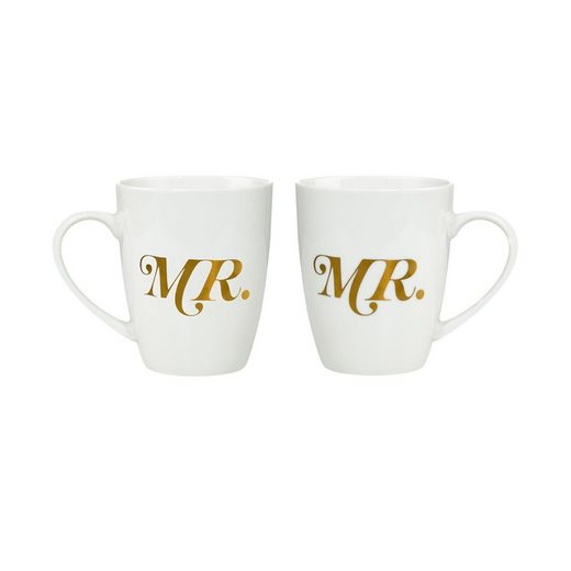 BUTLERS MR.& MR. »Tassenset«