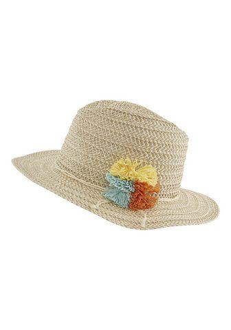 Шляпа с Verzierung с Verzierung