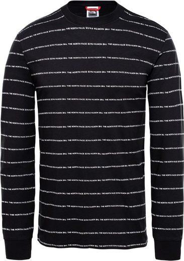 The North Face Sweatshirt »Stripes LS Tee Herren«