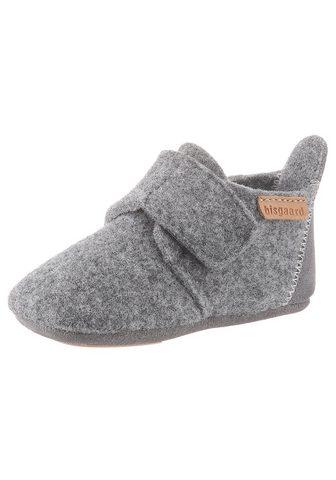 BISGAARD Naminės šlepetės »Wool Baby«