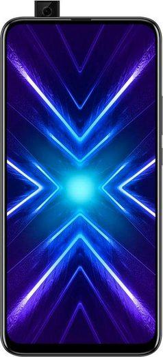 Honor 9X Smartphone (16,7 cm/6,59 Zoll, 128 GB Speicherplatz, 48 MP Kamera)