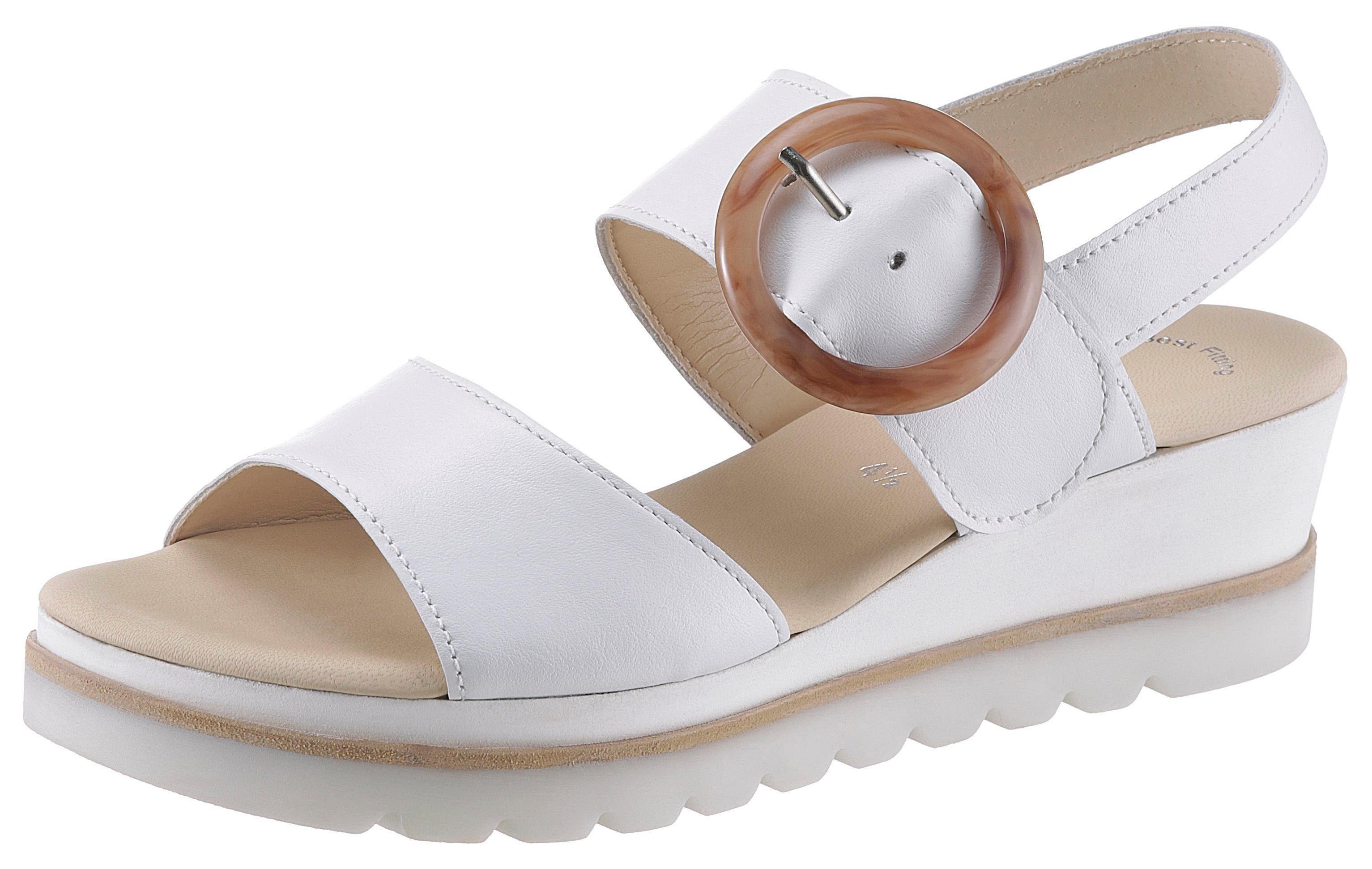 Gabor Sandalette mit hübscher Zierschnalle kaufen | OTTO