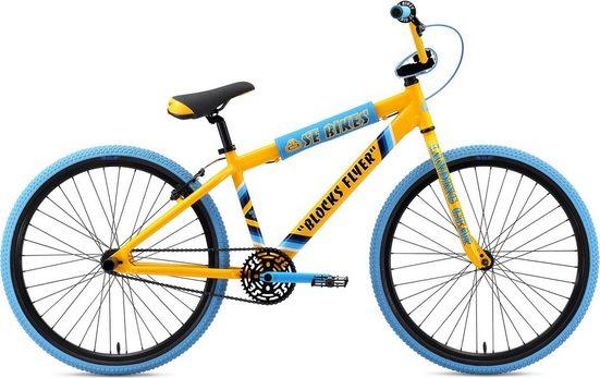 """SE Bikes BMX-Rad »BLOCK FLYER 26""""«, 1 Gang"""