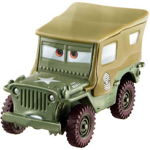 Mattel® Disney Cars Die-Cast Sarge