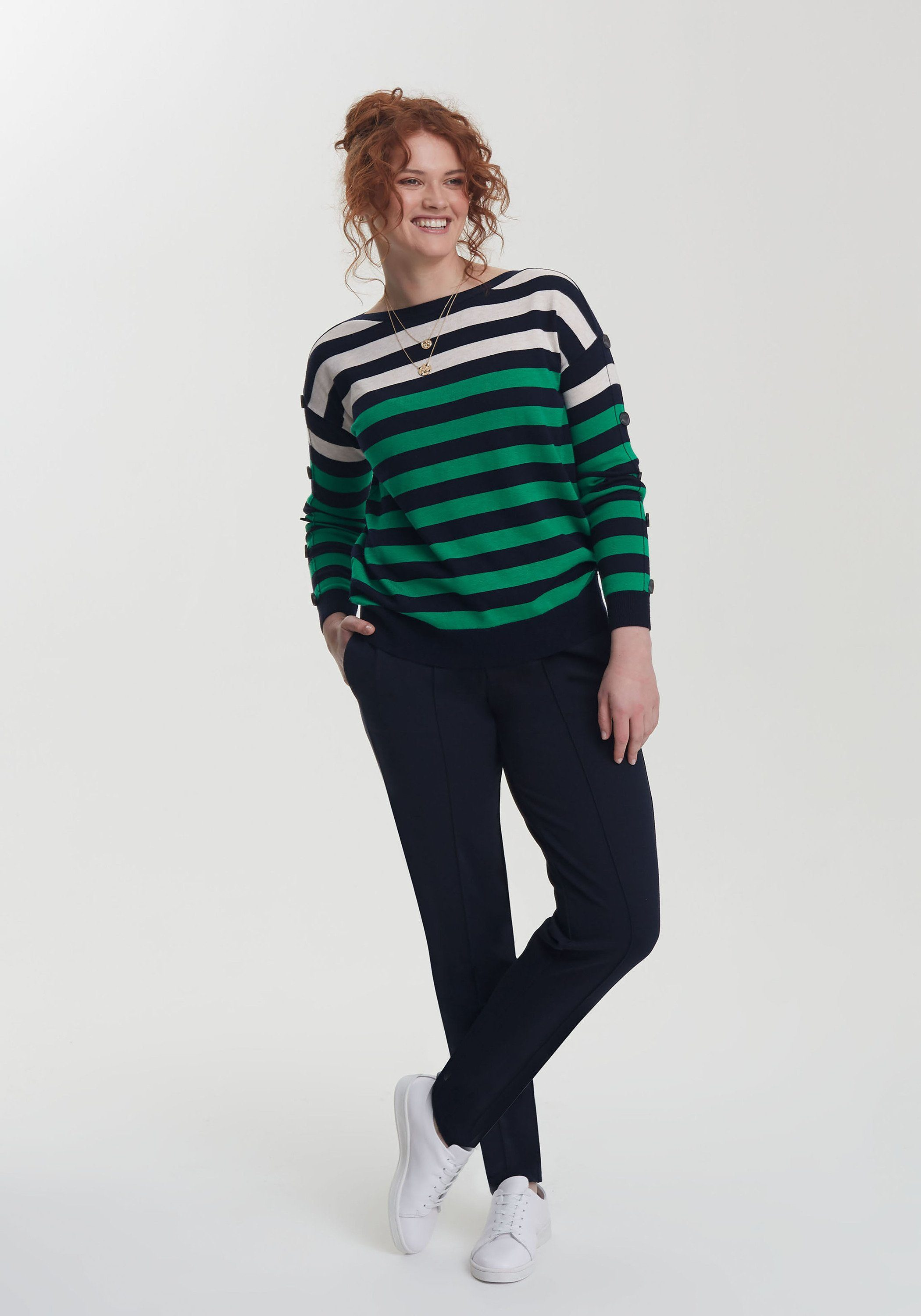 rundhals pullover long tall sally