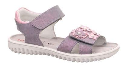 Superfit »Sparkle« Sandale Mit WMS: Weiten-Meßsystem: mittel