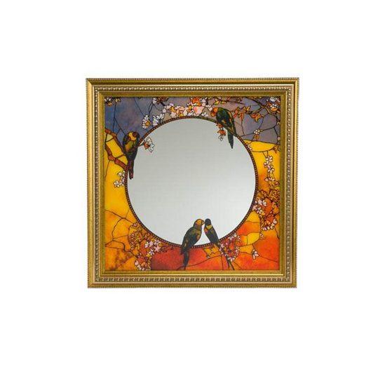 Goebel Sittiche Spiegel »Louis Comfort Tiffany«