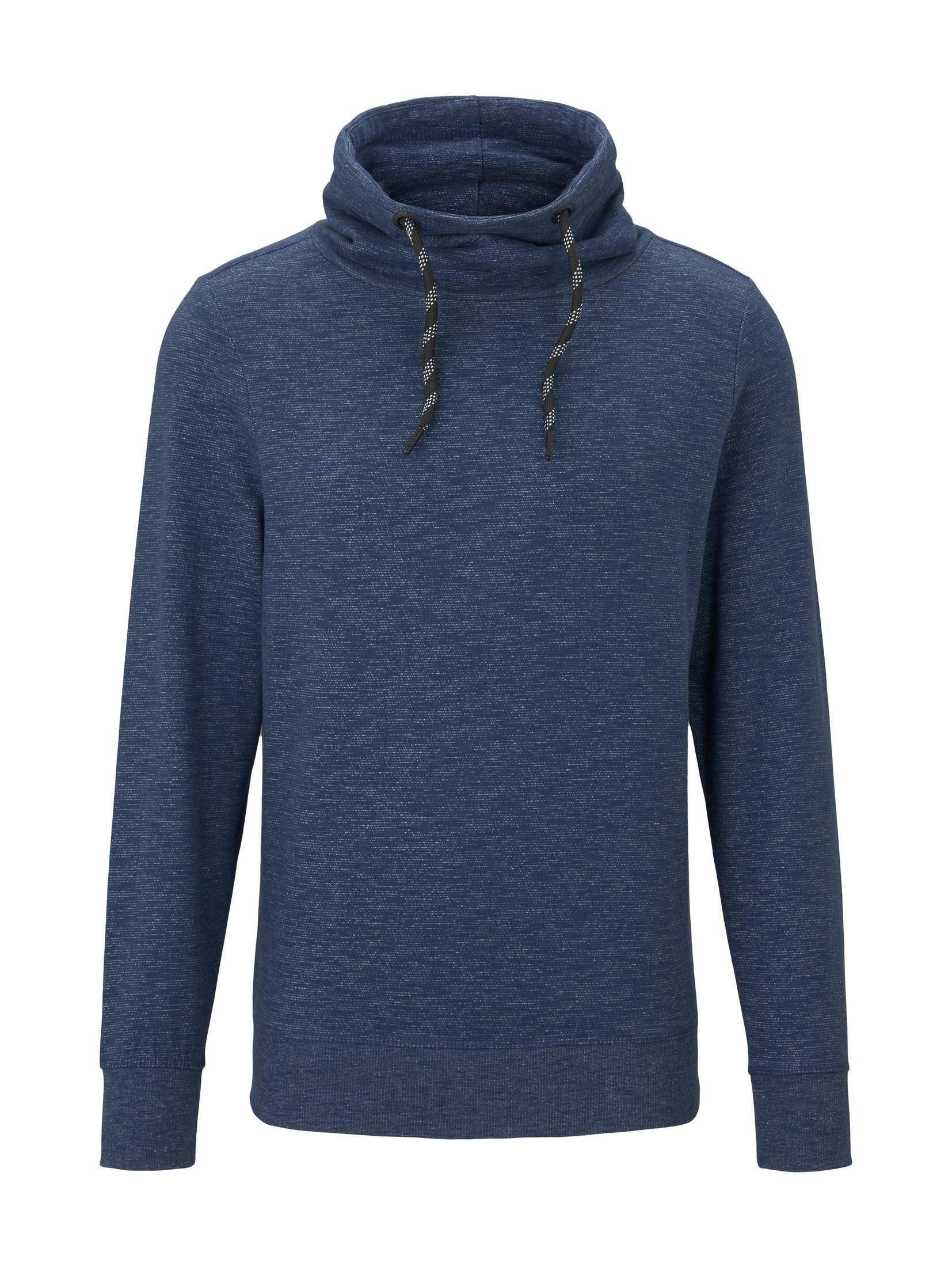 TOM TAILOR Sweatshirt »Sweater in Melange Optik« | OTTO
