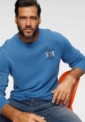 MAN'S WORLD Трикотажный пуловер