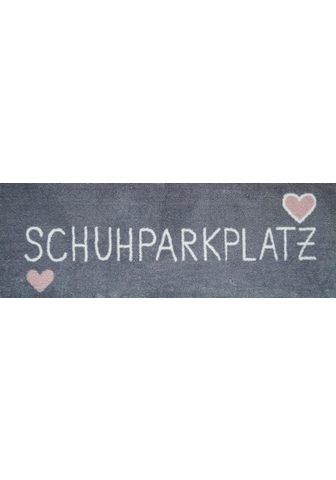 AKZENTE Durų kilimėlis »Schuhparkplatz« rechte...