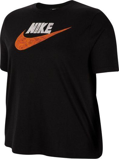 Nike Sportswear T-Shirt »WOMEN SHORTSLEEVE TOP PLUS SIZ«