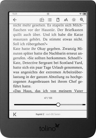 TOLINO »page 2« E-Book (6'' 8 GB)
