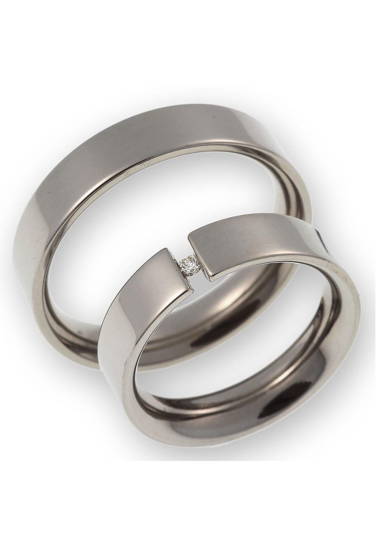 CORE by Schumann Design Trauring »20006141 DR, 20006141 HR, ST002.08«, Made in Germany wahlweise mit oder ohne Diamant online kaufen | OTTO