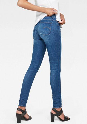 G-Star RAW Skinny-fit-Jeans »Lynn Mid Waist Skinny« mit Stretch