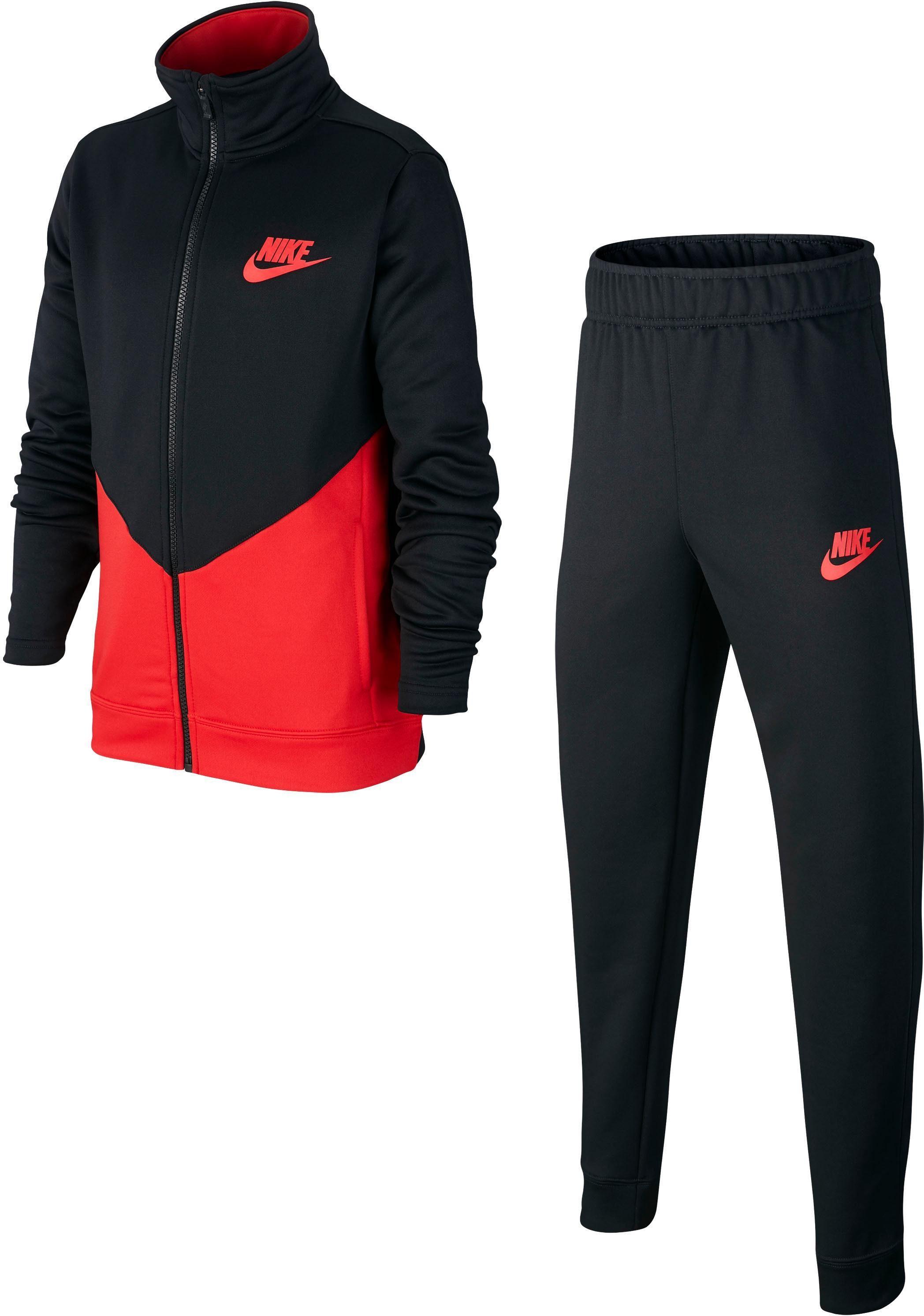 Nike Sportswear Trainingsanzug »BOYS NIKE SPORTSWEAR CORE TRACKSUIT PLAY FUTURA« (Set, 2 tlg) online kaufen | OTTO