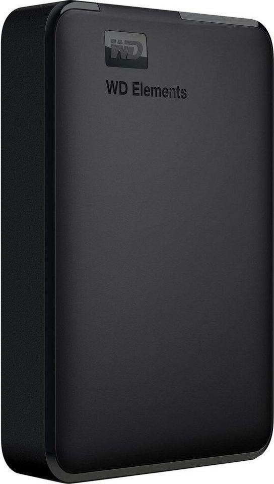 wd elements portable externe hdd festplatte 2 5 3 tb. Black Bedroom Furniture Sets. Home Design Ideas