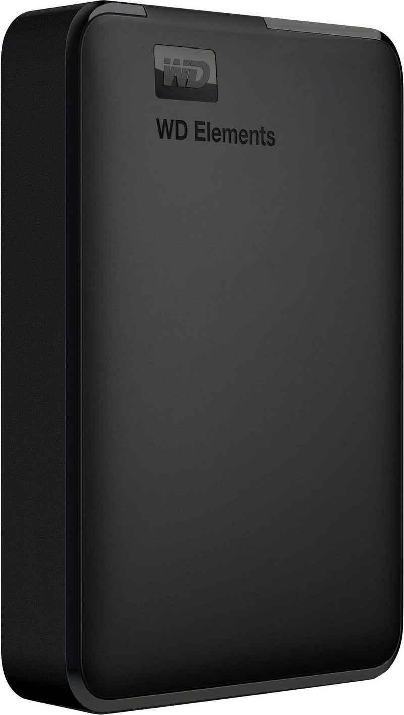 WD »Elements Portable 3TB« externe HDD-Festplatte (3 TB) 2,5)