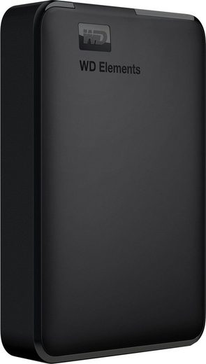"WD »Elements Portable« externe HDD-Festplatte 2,5"" (3 TB)"