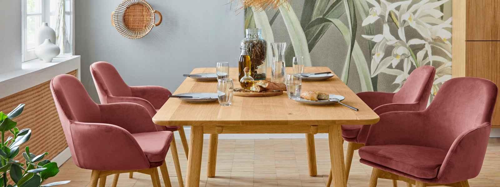 Nachhaltige Tische