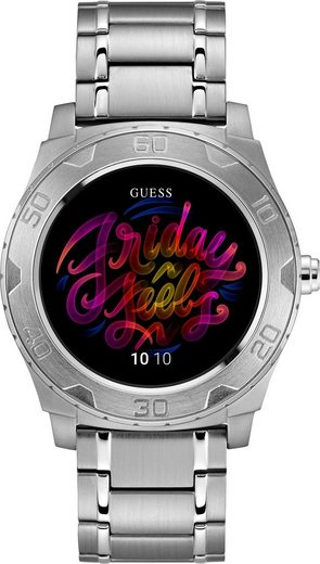 GUESS CONNECT ACE, C1001G4 Smartwatch (Android Wear)