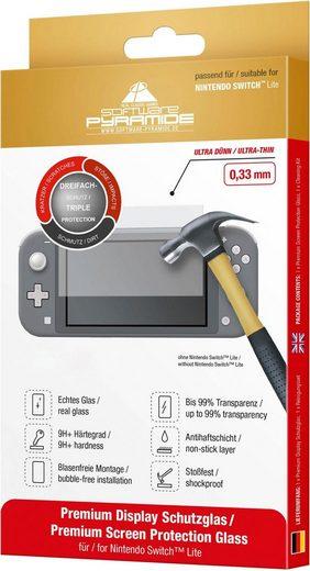 Software Pyramide »Nintendo Switch Lite: Komplettschutz« für Nintendo Switch Lite, Displayschutzglas