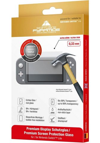 SOFTWARE PYRAMIDE »Nintendo Šakotuvas Lite: Komplettschu...
