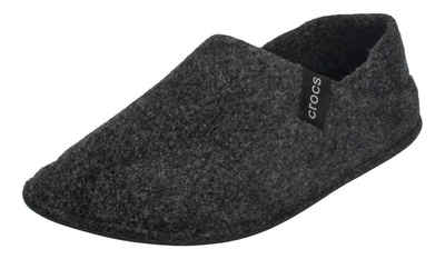 Crocs »Convertible Slipper« Hausschuh Black