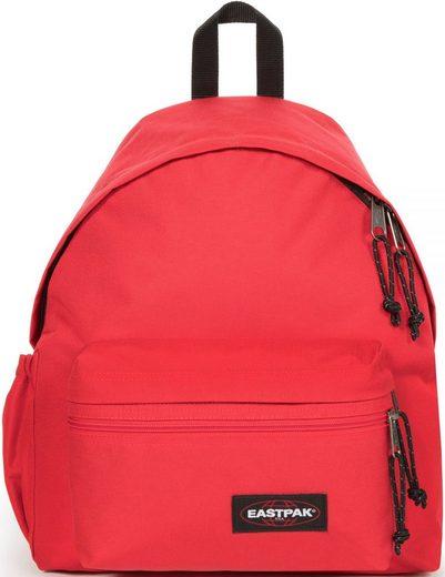 Eastpak Laptoprucksack »PADDED ZIPPL'R+, Sailor Red«, enthält recyceltes Material (Global Recycled Standard)