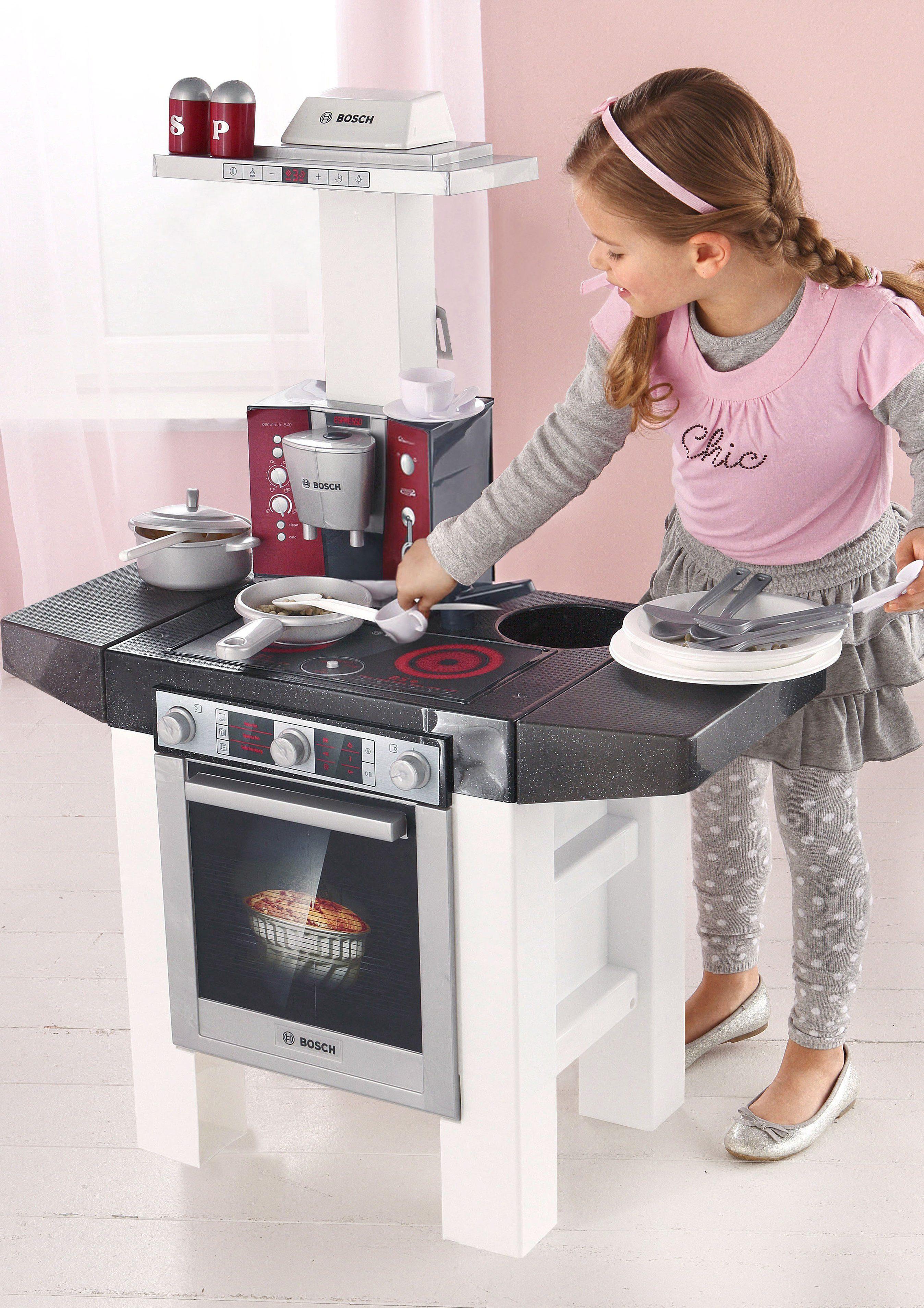 Klein Elektronik Spielküche »Style - Bosch«