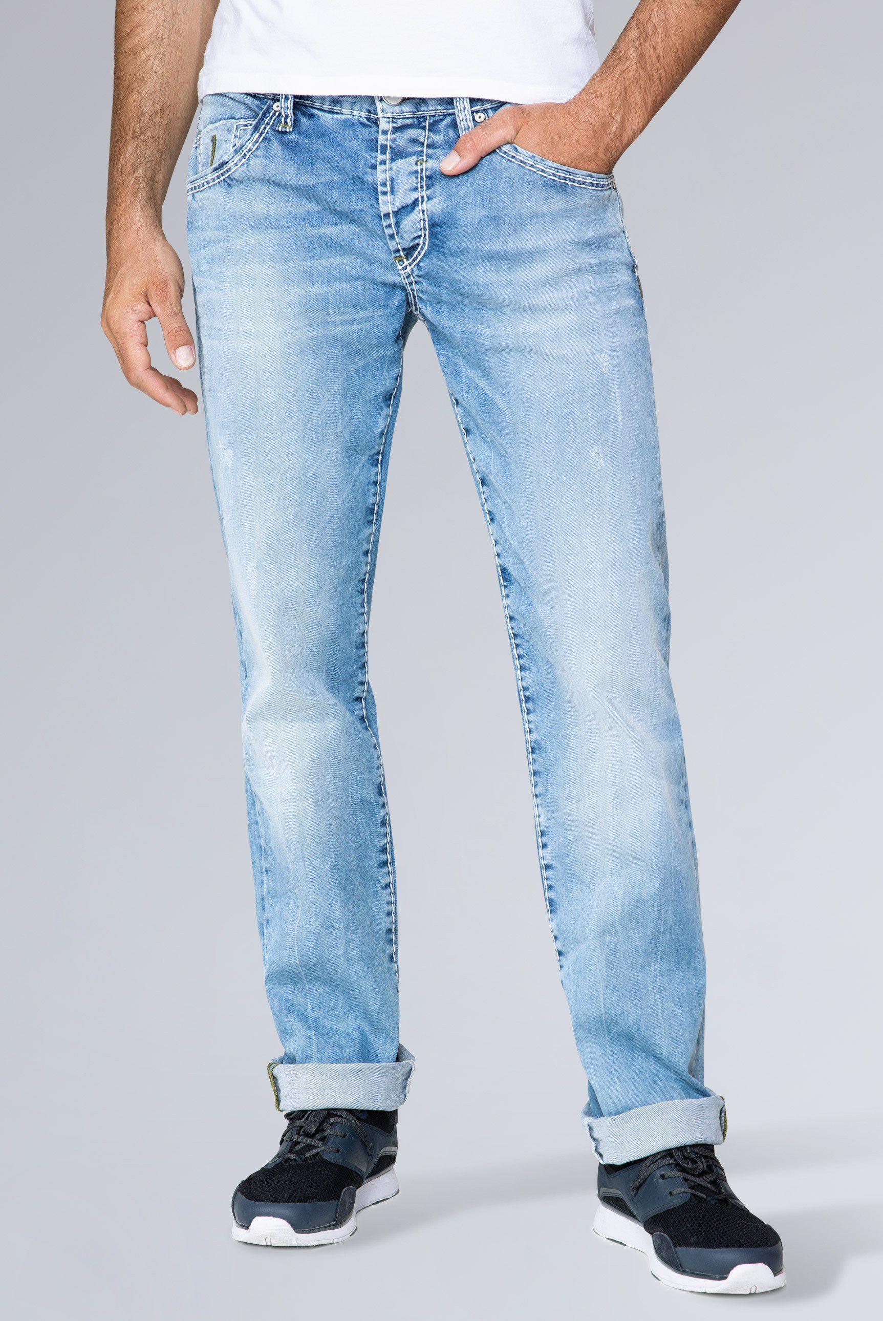 CAMP DAVID 5 Pocket Jeans »NI:CO« mit Stretch Anteil online kaufen | OTTO