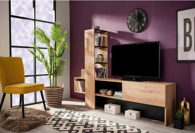 TV Möbel - my home TV Board »Orense«, Breite ca. 185,5 cm, TV Größe 50  - Onlineshop OTTO