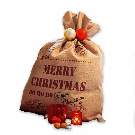 Mirabeau Geschenkesack »Christmas«