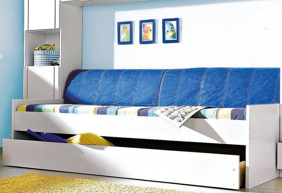 Kinderbett mit bettkasten mit schublade online kaufen otto - Kinderbett bei otto ...