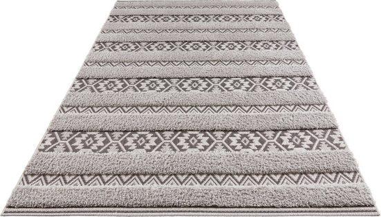 Teppich »Temara«, MINT RUGS, rechteckig, Höhe 22 mm, Hoch-Tief-Struktur