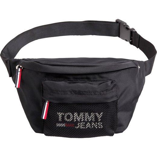 TOMMY JEANS Gürteltasche »TJM COOL CITY BUMBAG«, mit modischen Netzdetail an der Vorderseite