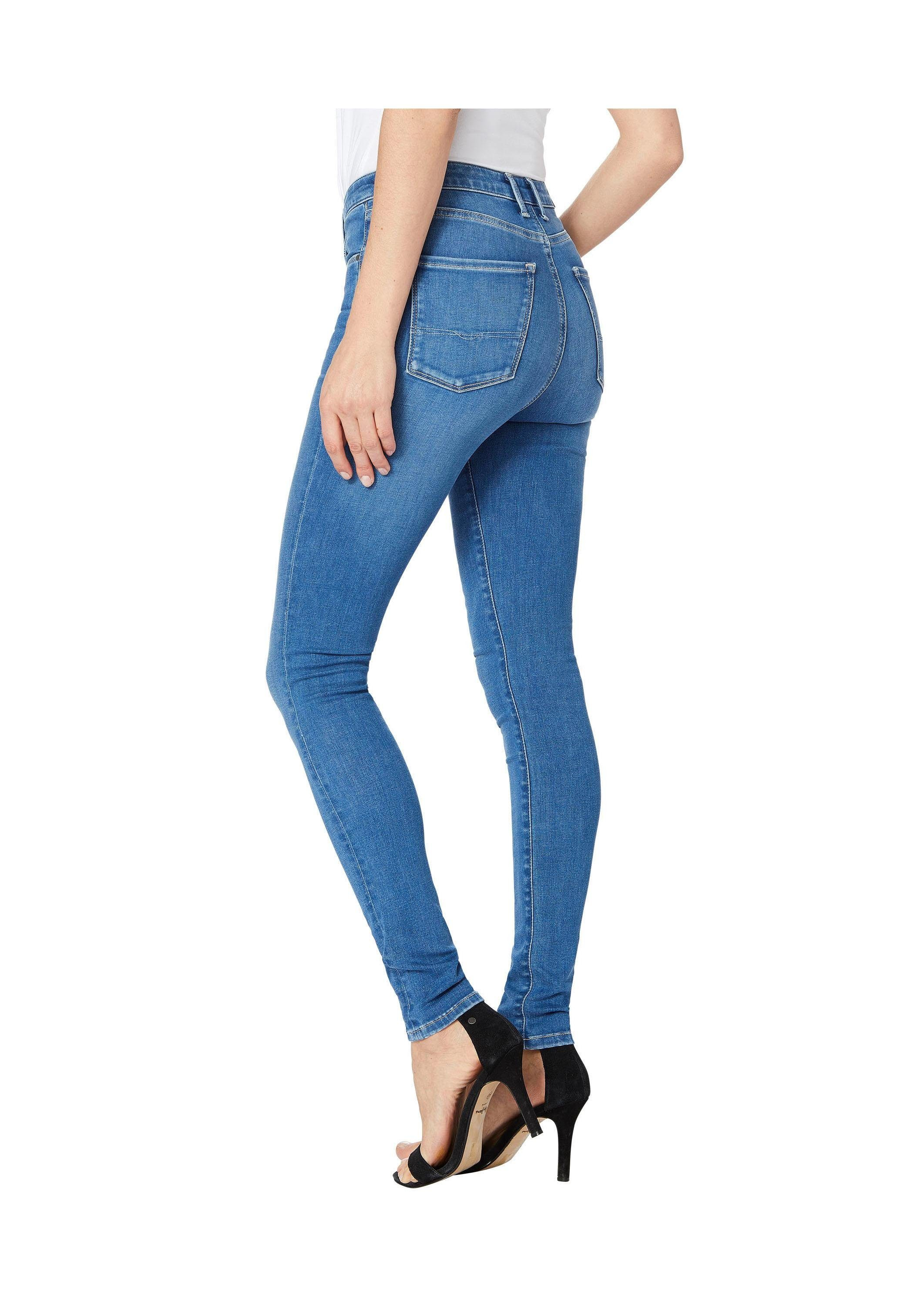 Pepe Jeans Skinny fit Jeans »REGENT« mit High Waist & Ankle Leg online kaufen   OTTO